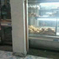 Photo taken at Panaderia Pasteleria Kalittos by Luis H. on 9/22/2011