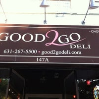 Photo taken at Good 2 Go Deli by Jack G. on 9/26/2011