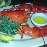 Photo taken at Westbrook Lobster Restaurant by Eric G. on 9/27/2011
