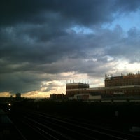 Photo taken at Queenstown Road Railway Station (QRB) by Stefan J. on 4/12/2012
