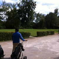 Photo taken at Greynolds Golf Course by Satoshi N. on 2/12/2012