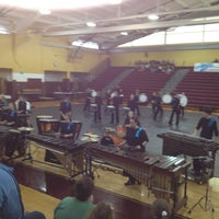 Photo taken at Whitehall High School by Marge T. on 3/24/2012