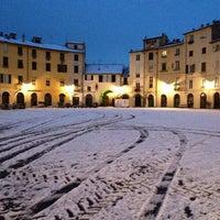 Photo taken at Piazza dell'Anfiteatro by Raffaele B. on 3/5/2012