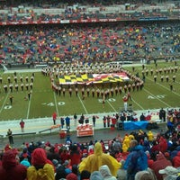 Photo taken at Capital One Field at Maryland Stadium by Brian M. on 10/1/2011