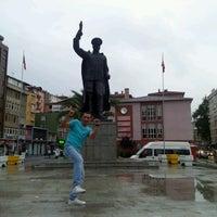 Photo taken at Rize Meydan by Murat T. on 8/19/2012