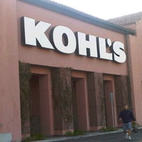 Photo taken at Kohl's by JoJo L. on 12/30/2011