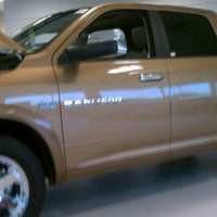 Photo taken at Chrysler Jeep Dodge City of McKinney by Mark T. on 10/10/2011