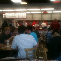 Photo taken at Five Guys by Daniele J. on 5/11/2011