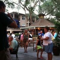 Photo taken at Black Marlin Bayside Grill by Hillman H. on 6/30/2012