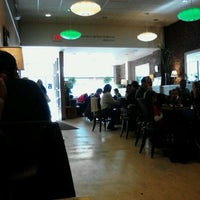 Photo taken at Clear Conscience Cafe (C3) by Lauren Z. on 1/24/2012