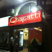 Photo taken at Chapatti by Mohammad S. on 10/10/2011