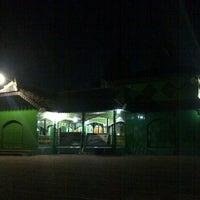 Photo taken at Mesjid Sultan suryansyah by Immanuel V. on 8/24/2012