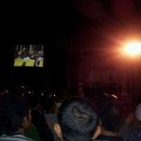 Photo taken at Lapangan Blang Padang by Away M. on 11/18/2011
