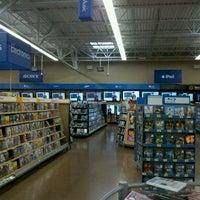 Photo taken at Walmart Supercenter by Robin C. on 1/1/2012