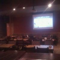 Photo taken at Professor Mugs Pub @ BCIT by Sam M. on 9/21/2011