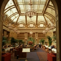 Photo taken at Palace Hotel by Michael S. on 9/19/2011