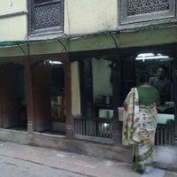 Photo taken at Haluwai Shop by Udaya B. on 8/20/2011