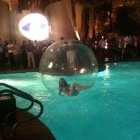 Photo taken at Four Seasons Hotel Las Vegas Pool by Ryan S. on 5/3/2012