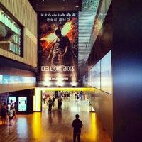 Photo taken at CGV Yongsan IPARK Mall by Nammi S. on 7/26/2012