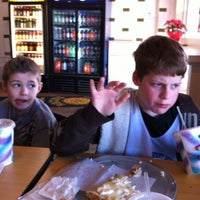Photo taken at Rocco's Pizzeria & Ristorante by Lon C. on 1/28/2012