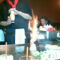 Foto tirada no(a) Kyoto Japanese Restaurant por Regina M. em 11/19/2011
