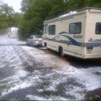 Photo taken at Mt. Pisgah Campground by Jim E. on 7/3/2012