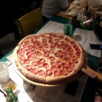 Photo taken at Crow's Nest : The Pizza Pub by Leonard B. on 7/17/2012