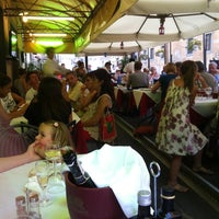 Photo taken at Trattoria Pizzeria Toscana by Robert S. on 6/22/2012