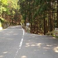 Photo taken at 百井別れ by tomo_jun on 5/27/2012