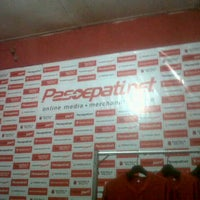 Photo taken at Pasoepati Net Store by Asef D. on 10/30/2011