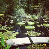 Photo taken at Sarah P. Duke Gardens by Jessica I. on 9/2/2012