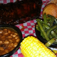 Photo taken at Famous Dave's Bar-B-Que by Gifted B. on 1/16/2012