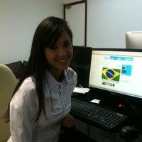 Photo taken at Sistema Jornal de Comunicação by Gabriela S. on 12/21/2011