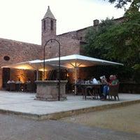 Photo taken at Hotel Parador de Cardona by Arantxa H. on 7/29/2011