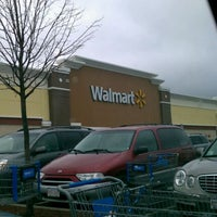 Photo taken at Walmart Supercenter by Peter D. on 3/25/2012