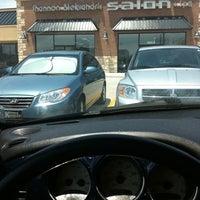 Photo taken at Shannon Aleksandr's Salon by Andrea B. on 7/2/2011