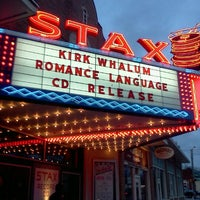 Photo taken at Stax Museum of American Soul Music by ~Roni~ on 2/16/2012