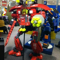 Photo taken at Lego Store by David Y. on 1/7/2012