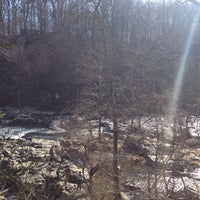 Photo taken at Big Gunpowder Trail by Megan J. on 3/11/2012