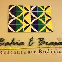 Photo taken at Restaurante Bahia & Brasa Grand Palladium by Rogério X. on 5/21/2012