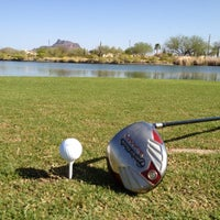 Photo taken at Red Mountain Ranch Country Club by Ken C. on 4/1/2012