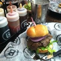 Photo taken at B Spot Burgers by Jimbo S. on 8/12/2012