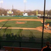 Photo taken at Allie P. Reynolds Baseball Stadium by Randy W. on 3/25/2011