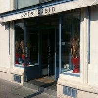 Das Foto wurde bei Cafe Stein von Ulrich K. am 5/23/2011 aufgenommen
