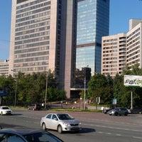 Снимок сделан в Центр международной торговли пользователем Julia 6/15/2012