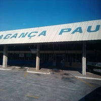 Photo taken at Rodoterminal de Bragança Paulista by Beatriz S. on 1/3/2012