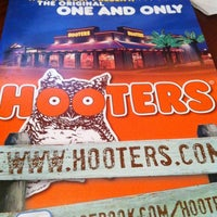 Photo taken at Hooters by João Paulo C. on 4/24/2012
