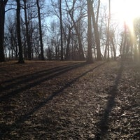 Photo taken at McNair Park by Nicholas L. on 1/28/2012