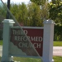 Photo taken at Third Reformed Church by MattB on 4/27/2012