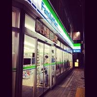 Photo taken at ファミリーマート 西小山駅前店 by Hide K. on 8/15/2012